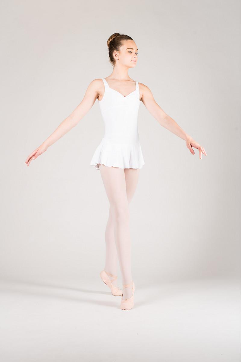 Tunique enfant wear moi divine blanc