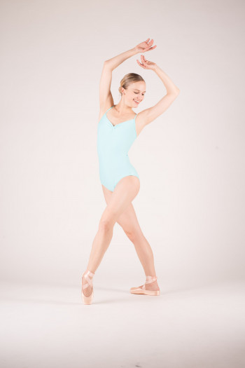 Wear Moi Abbie pacific leotard