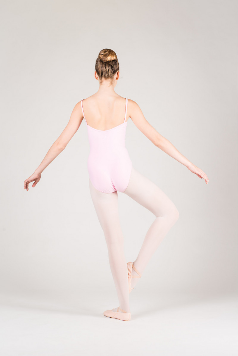 Justaucorps Wear Moi Abbie pink enfant