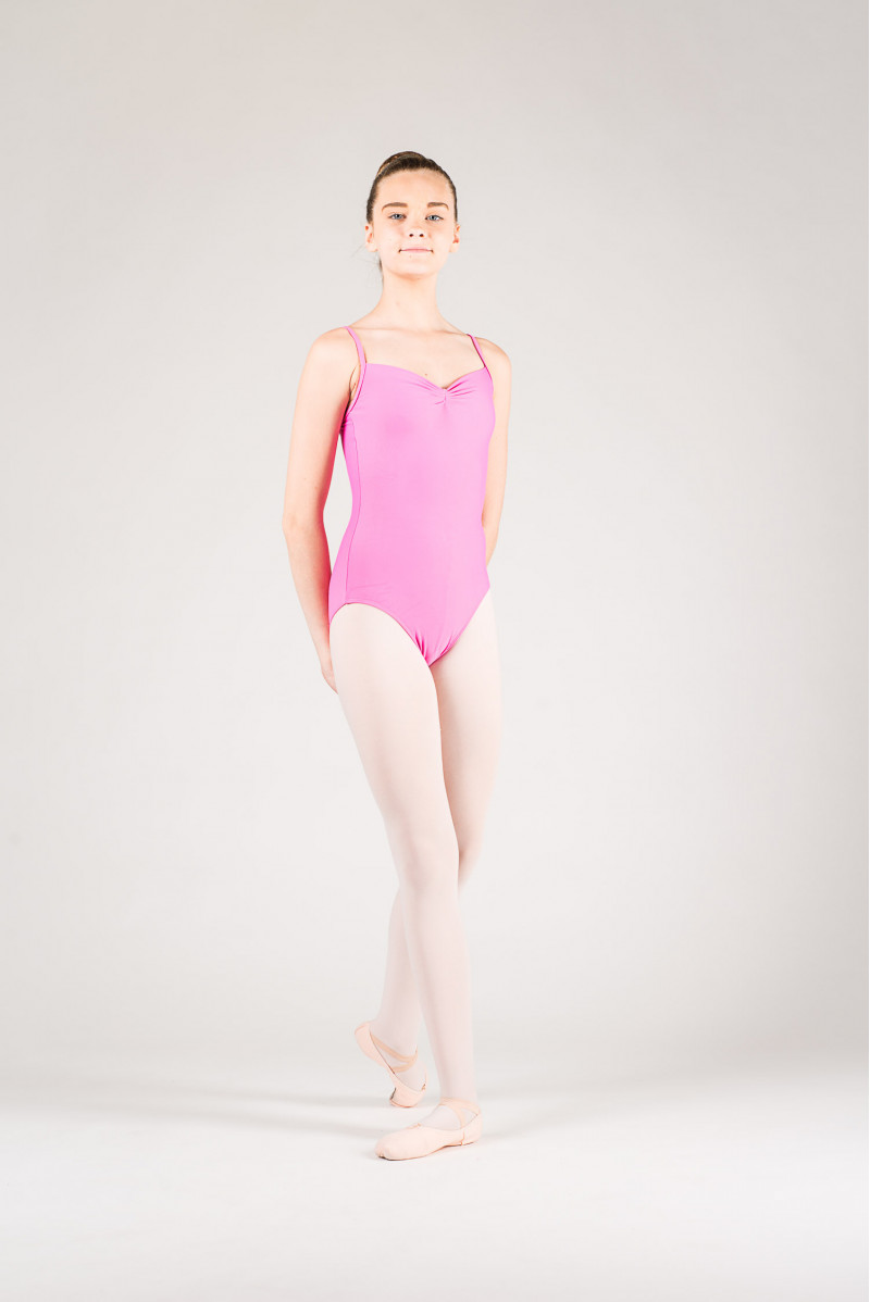 Wear Moi Abbie rose leotard