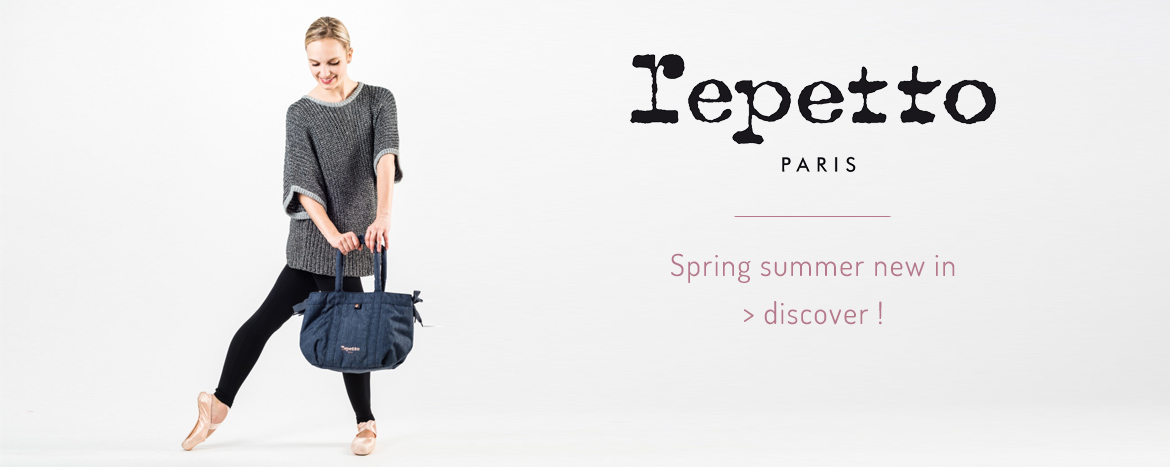 Repetto spring summer new in