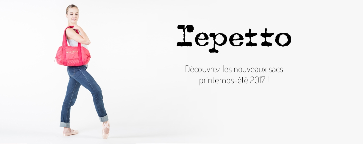 Sacs repetto printemps été 2017
