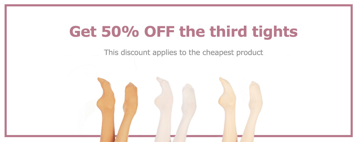Tights discount !