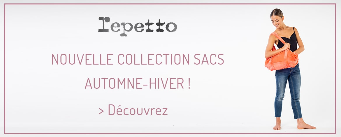 Nouvelle Collection sacs Repetto